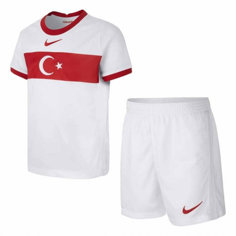 2020-2021 Turkey Little Boys Home Kit (YAZICI 11)