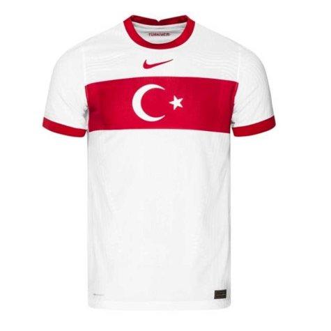 2020-2021 Turkey Vapor Home Shirt (RUSTU 1)