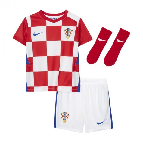 2020-2021 Croatia Home Baby Kit (TUDOR 5)