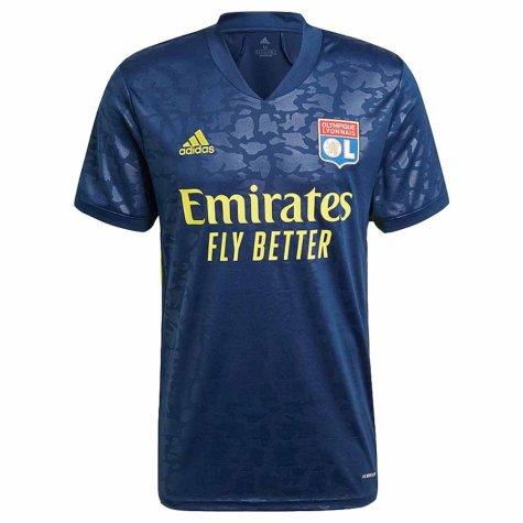 2020-2021 Lyon Third Shirt (GOVOU 14)