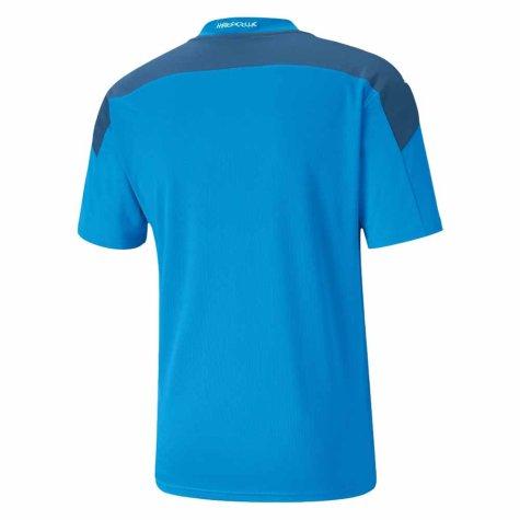 2020-2021 Marseille Third Shirt