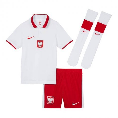 2020-2021 Poland Home Mini Kit (GILK 15)