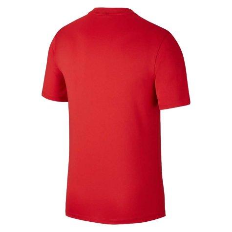 2020-2021 Poland Away Nike Football Shirt (PISZCZEK 20)