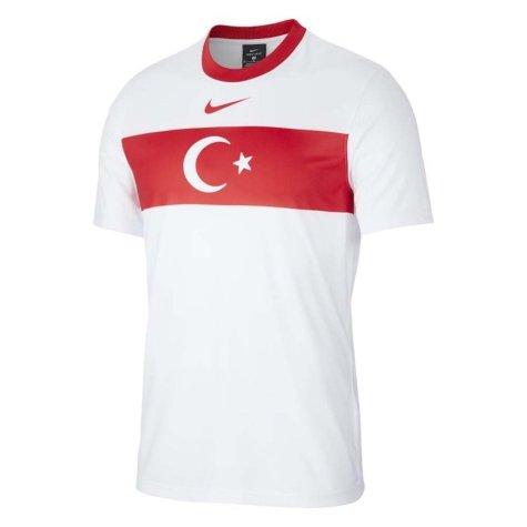 2020-2021 Turkey Supporters Home Shirt (TUFAN 6)