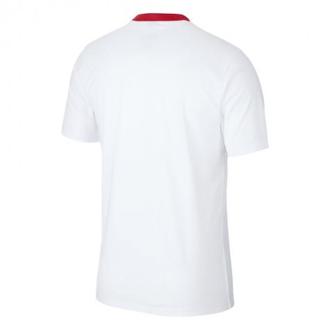 2020-2021 Turkey Supporters Home Shirt (RUSTU 1)