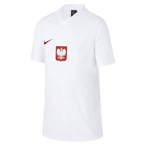 2020-2021 Poland Home Supporters Jersey - Kids (PIATEK 23)
