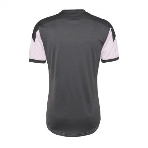 2020-2021 Man City Training Shirt (Lilac Snow) (MENDY 22)