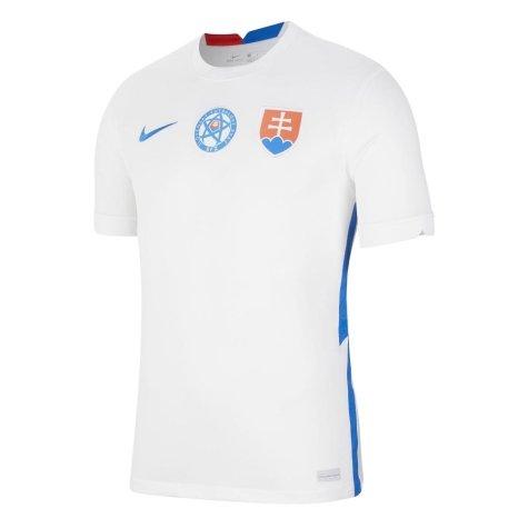 2020-2021 Slovakia Away Shirt (BOZENIK 9)
