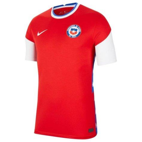 2020-2021 Chile Home Shirt (ISLA 4)