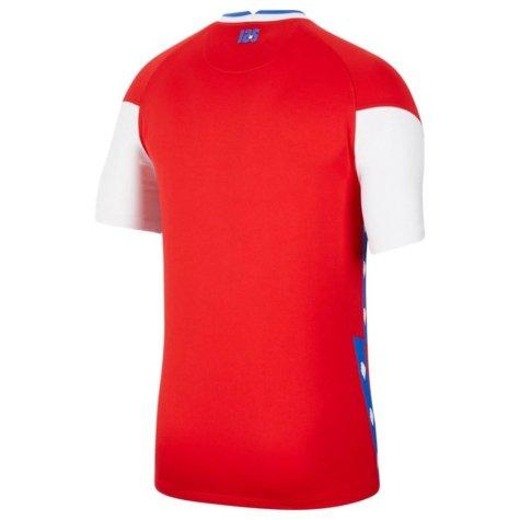 2020-2021 Chile Home Shirt