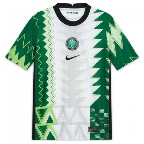 2020-2021 Nigeria Home Shirt (Kids) (IWOBI 18)