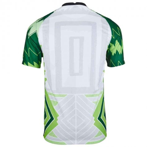 2020-2021 Nigeria Home Shirt (MARTINS 9)