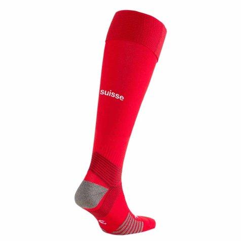 2020-2021 Switzerland Home Socks (Red) - Kids