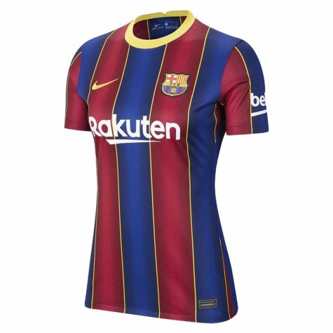 2020-2021 Barcelona Womens Home Shirt (CRUYFF 9)