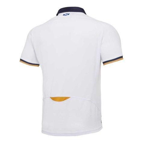 2020-2021 Scotland Away Rugby Replica Shirt