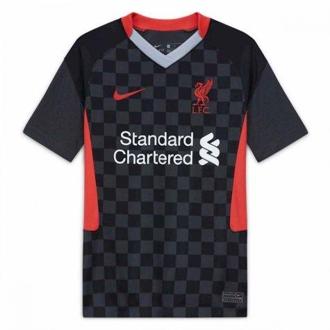 2020-2021 Liverpool Third Shirt (Kids) (FIRMINO 9)