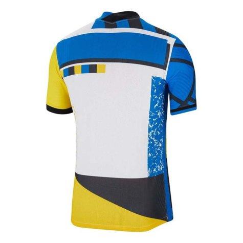 2021-2022 Inter Milan Vapor 4th Shirt (RONALDO 9)