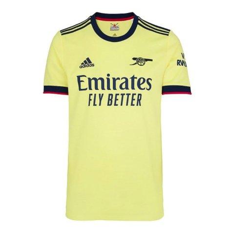 Arsenal 2021-2022 Away Shirt (NELSON 24)