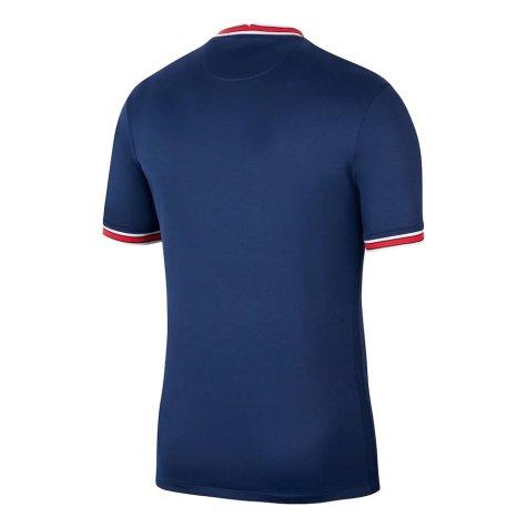 PSG 2021-2022 Home Shirt (Kids) (VERRATTI 6)