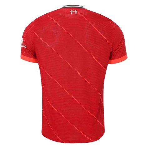 Liverpool 2021-2022 Vapor Home Shirt (Kids) (MATIP 32)