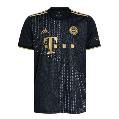 2021-2022 Bayern Munich Away Shirt (Kids) (TOLISSO 24)