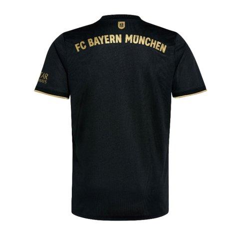 2021-2022 Bayern Munich Away Shirt (Kids)