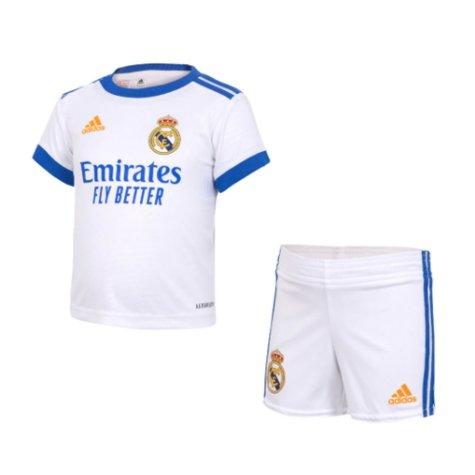 Real Madrid 2021-2022 Home Baby Kit (MODRIC 10)
