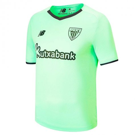 2021-2022 Athletic Bilbao Away Shirt (Your Name)