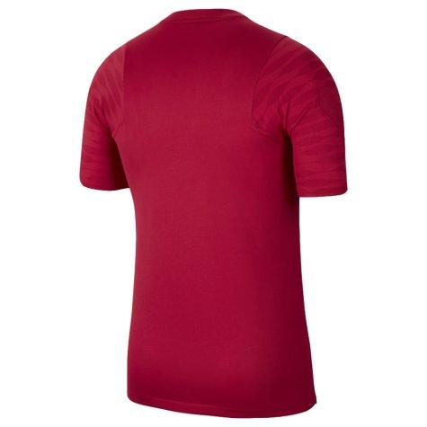 2021-2022 Barcelona Training Shirt (Noble Red) (ABIDAL 22)