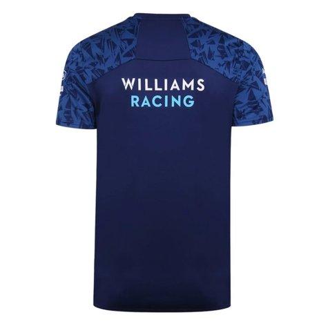 2021 Williams Racing Training Jersey (Navy) - Kids