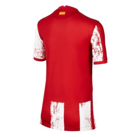 2021-2022 Atletico Madrid Home Shirt (Kids) (KONDOGBIA 4)
