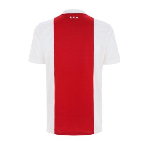 2021-2022 Ajax Home Shirt (Kids) (LITMANEN 10)