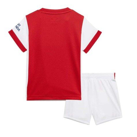 Arsenal 2021-2022 Home Baby Kit (WILLIAN 12)
