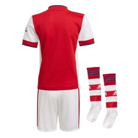 Arsenal 2021-2022 Home Mini Kit (ROCASTLE 7)