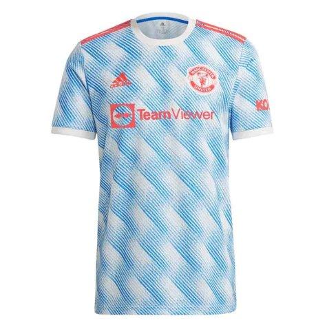 Man Utd 2021-2022 Away Shirt (Kids) (BEST 7)