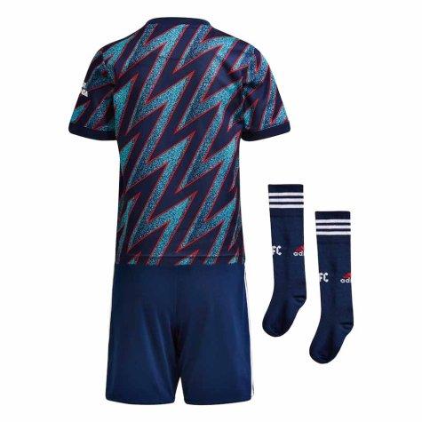 Arsenal 2021-2022 Third Mini Kit (NELSON 24)