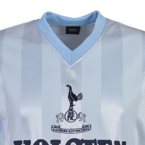 Tottenham Hotspur 1983-85 Away Retro Football Shirt