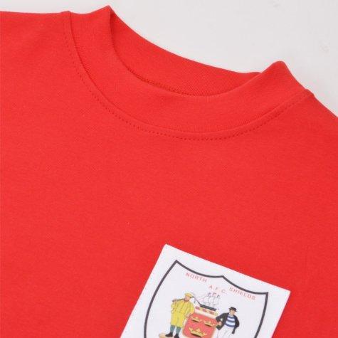 North Shields Wembley 1969 Retro Football Shirt
