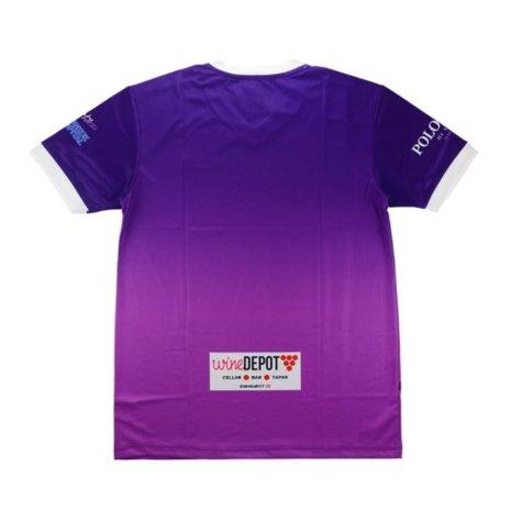 2017 HuaHin FC Mawin Home Football Shirt