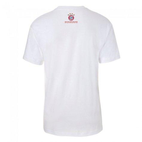 2018 Bayern Munich Bundesliga Winners T-Shirt
