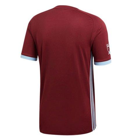 2018 Colorado Rapids Adidas Home Football Shirt - Kids