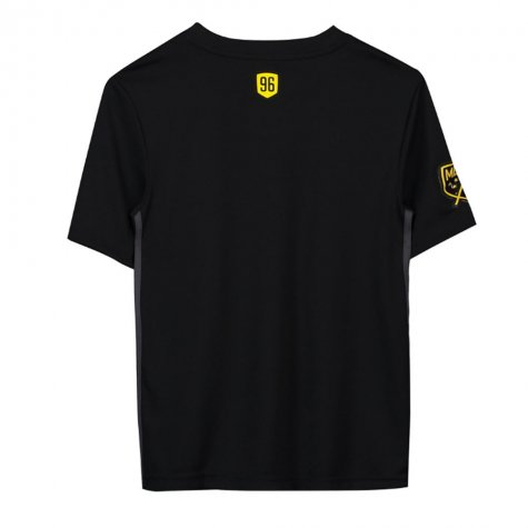 2018 Columbus Crew Adidas Away Football Shirt - Kids