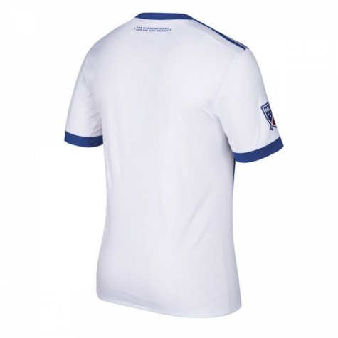 2018 FC Dallas Adidas Away Football Shirt - Kids