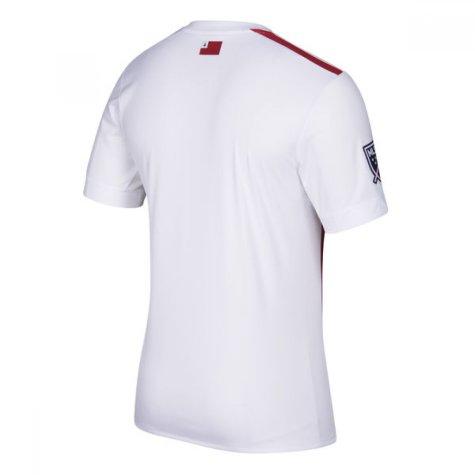 2018 New England Revolution Adidas Away Football Shirt - Kids