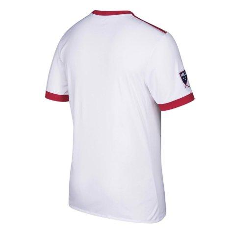 2018 New York Red Bull Adidas Home Football Shirt - Kids