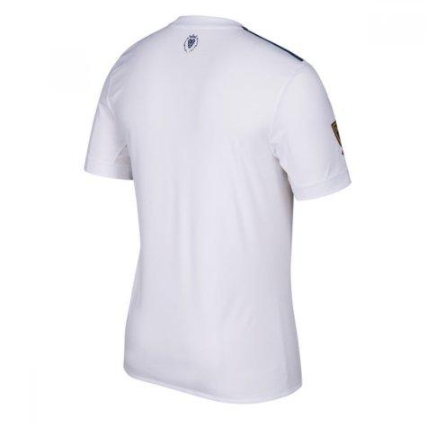 2018 Real Salt Lake Adidas Away Football Shirt - Kids