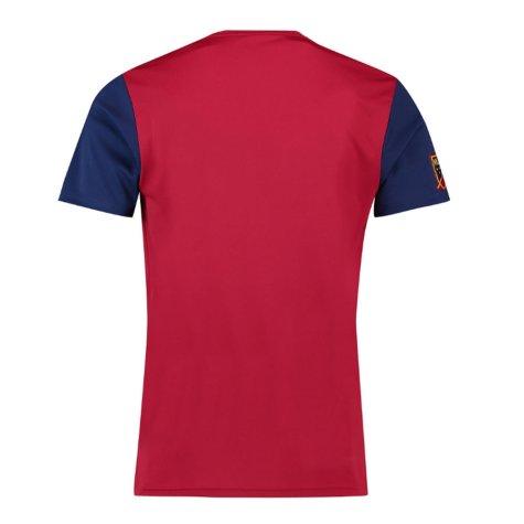 2018 Real Salt Lake Adidas Home Football Shirt