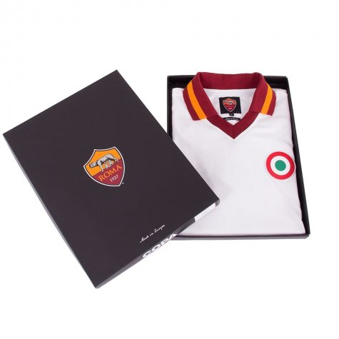 AS Roma 1980 Retro Football Shirt