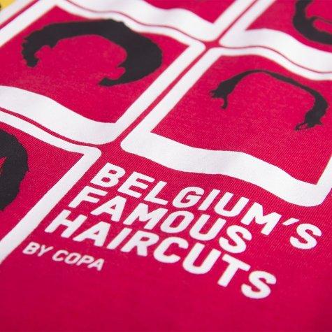 Belgium's Famous Haircuts T-Shirt