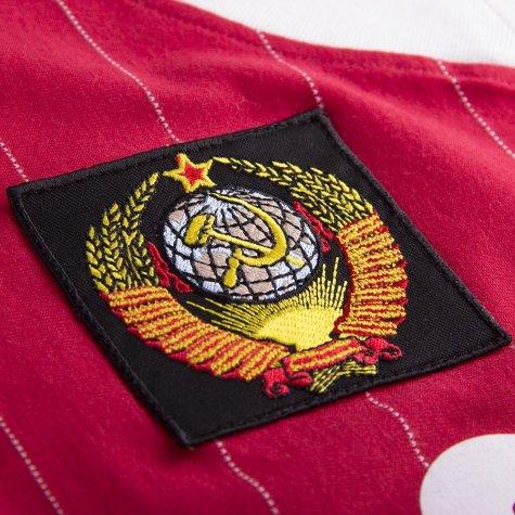 CCCP 1982 World Cup Retro Football Shirt